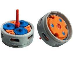 Części maszyn 3D - zdjęcie