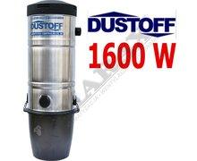 Odkurzacz centralny - jednostka centralna DUSTOFF JC 16 INOX - zdjęcie