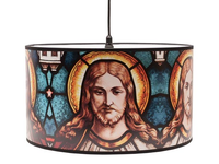 Lampa do salek parafialnych i domu pielgrzyma ZK-01 - zdjęcie