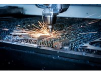 Laserowe cięcie blach - zdjęcie