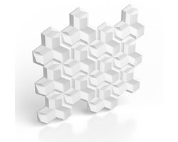 Panele styropianowe 3D - BUMERANG - zdjęcie