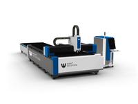 Laser fibrowy z dwoma wymiennymi stołami WS3015A - zdjęcie