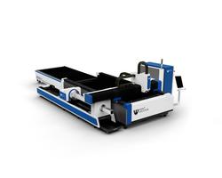 Laser fibrowy do cięcia rur i profili oraz platformą załadunkową WS3015AM - zdjęcie