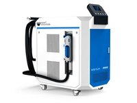 CLM PRO 100W - ablacyjny laser czyszczący  - zdjęcie