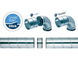 Lindab Safe Click - najwyższy standard szczelności - zdjęcie
