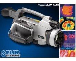 Kamera termowizyjna ThermaCAM P640 - zdjęcie