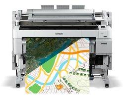Drukarki CAD/GIS SC-T Epson SureColor SC-T7200 - zdjęcie