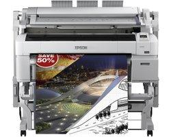 Drukarki CAD/GIS SC-T Epson SureColor SC-T5200 - zdjęcie