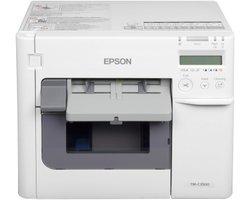 Kolorowe drukarki do etykiet Epson ColorWorks C3500 - zdjęcie