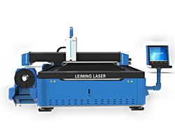 Wycinarka laserowa Fiber SF3015M z możliwością cięcia rur i profili - zdjęcie