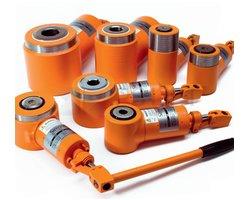 Cylindry hydrauliczne - zdjęcie