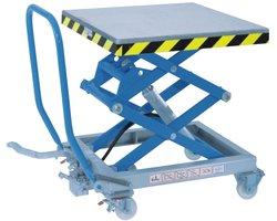 Wózki platformowe i taczkowe - zdjęcie
