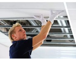 System sufitowych płyt chłodzących Comfort panel - zdjęcie