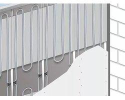 Ogrzewanie ścienne Siccus wall - zdjęcie