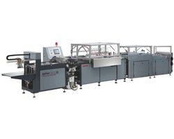 Automat do produkcji twardej oprawy QFM 460C - zdjęcie