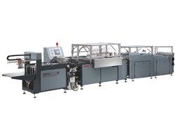 Automat do produkcji twardej oprawy QFM 600C - zdjęcie