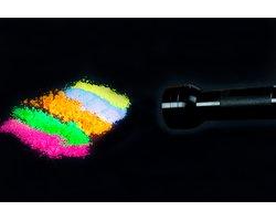 Proszek kontrastowy i lampa UV - zdjęcie