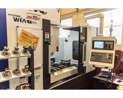 Obróbka skrawaniem - frezowanie CNC - zdjęcie