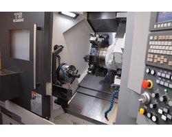 Obróbka skrawaniem - toczenie CNC - zdjęcie