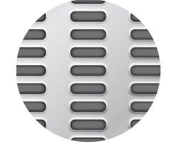 Blachy perforowane: otwory wydłużone przetłoczone - zdjęcie