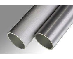 Szczotkowanie aluminium - zdjęcie