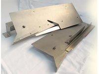 Obróbka blach nierdzewnych i aluminium - zdjęcie
