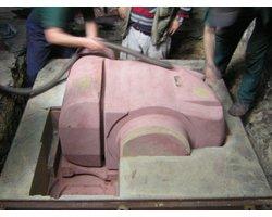 Produkcja rdzeni - zdjęcie