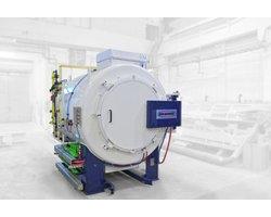 Piece do obróbki cieplnej metali w atmosferach (ATM) - zdjęcie