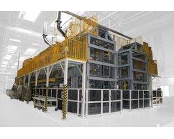 Piece do produkcji stali - ponowne nagrzewanie i wyżarzanie (ATM) - zdjęcie