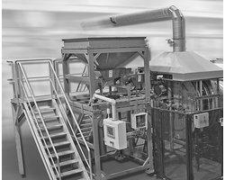 Systemy pieców z retortą obrotową - zdjęcie