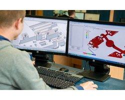 Projektowanie form i narzędzi - zdjęcie