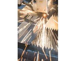 Cięcie laserem i wodą - zdjęcie