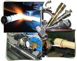 Natryskiwanie cieplne metali i stopów metali - zdjęcie