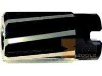 Rozwiertaki maszynowe nasadzane NRTd HSSE typ B (skrętny) - zdjęcie