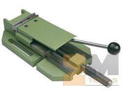 Imadła maszynowe do wiertarek precyzyjne (100 - 125 mm) z mimośrodem - zdjęcie