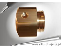 Tuleja prądowa ozas euromag - zdjęcie