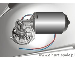 Silnik ELVI 24V - zdjęcie