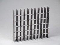 Kraty ze stali nierdzewnej i kwasoodpornej - zdjęcie