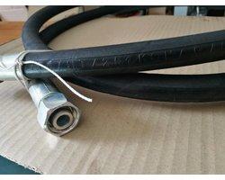 Przewody, węże hydrauliczne - wyprzedaż - zdjęcie