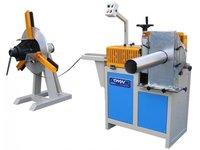 Maszyny do produkcji spiralnych wkładów kominowych - zdjęcie
