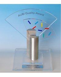 Dostawca roku 2000 firmy AUBI BAUBESCHLÄGE GmbH - zdjęcie
