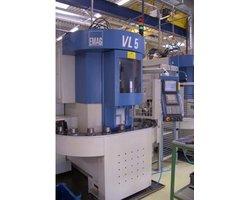 Tokarki poziome CNC - zdjęcie