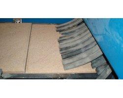 Urządzenia do obróbki strumieniowej elementów betonowych - zdjęcie