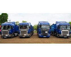 Transport międzynarodowy do 24 ton - zdjęcie