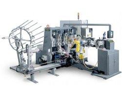 Maszyny do gięcia i zgrzewania okręgów z drutu - zdjęcie