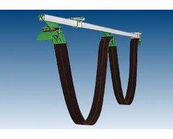 Systemy kablowe firankowe (obciążenie małe lub średnie) - zdjęcie