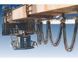 Systemy kablowe firankowe z napędem dla dużych obciążeń - zdjęcie