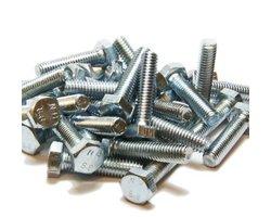 Śruby tytanowe z łbem sześciokątnym DIN 933 - zdjęcie