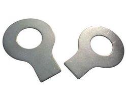 Podkładki tytanowe jednołapkowe DIN 93 - zdjęcie