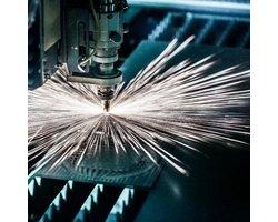 Cięcie laserem - zdjęcie